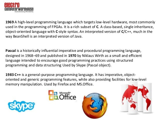 Perl was originally developed by Larry Wall in 1987 as a general-purpose Unix scripting language to make report processing...