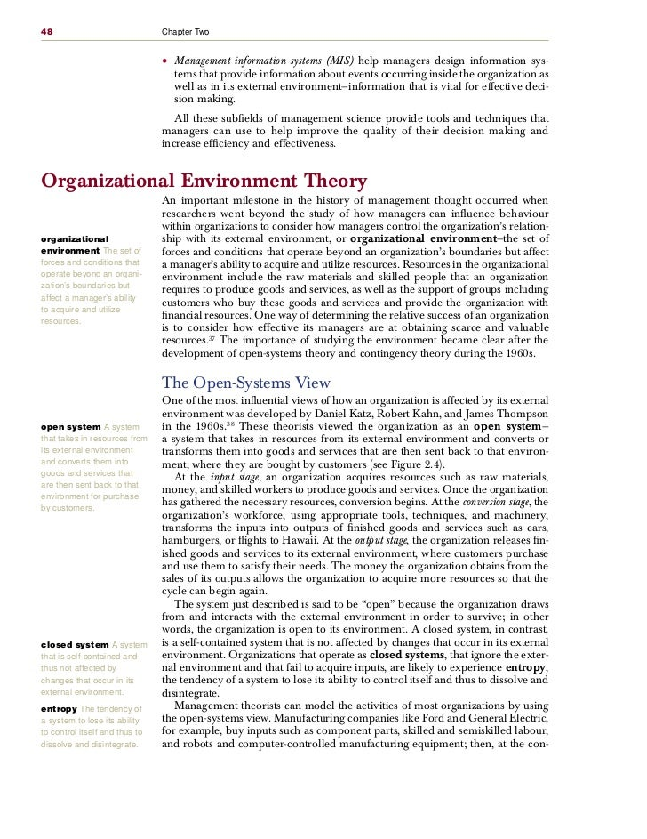 what is scientific management theory in nursing