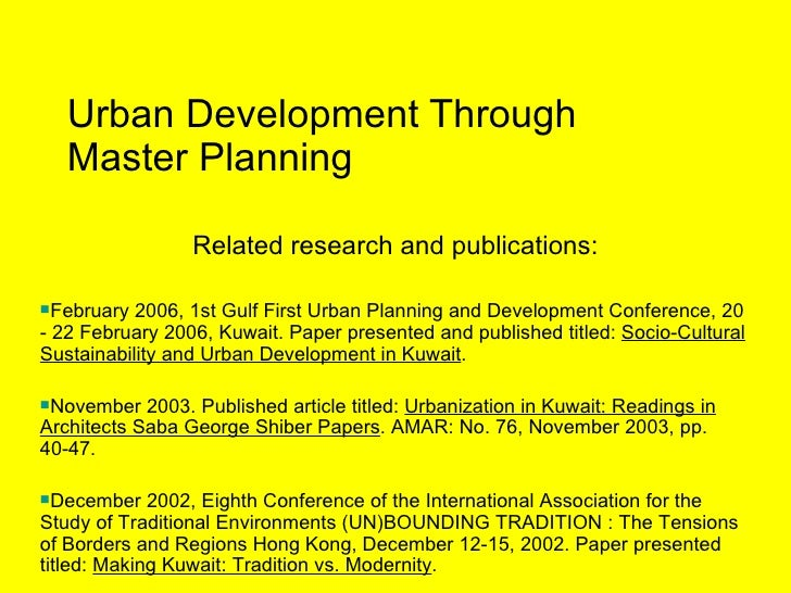 kuwait geography research papers Geography 6742 seminar in cultural geography in addition to the research paper, you will also have cultural geography.