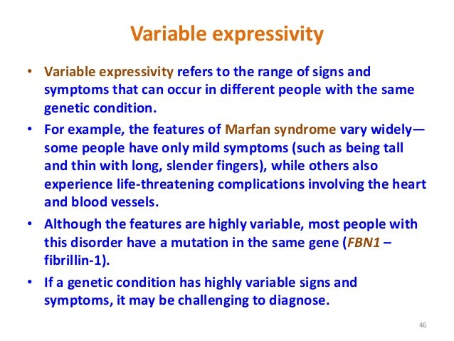 what is expressivity