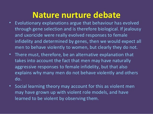 nature and nurture debate essay How to write a short essay on nature vs nurture, customessayordercom.