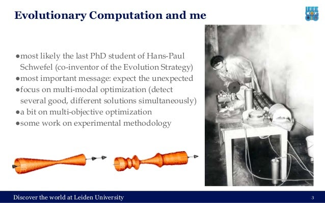 The Role of Evolutionary Computation in Game AI Slide 3