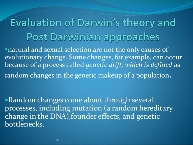 Sexual selection psychology definition