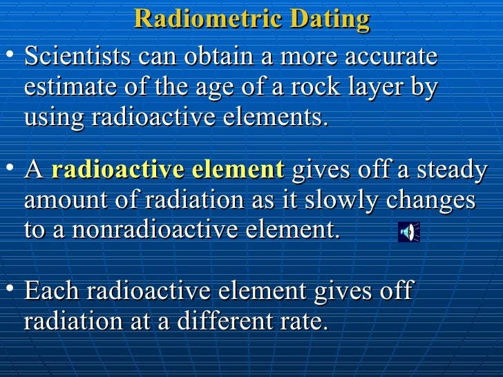 Which radioactive isotope is used in geological dating in Perth