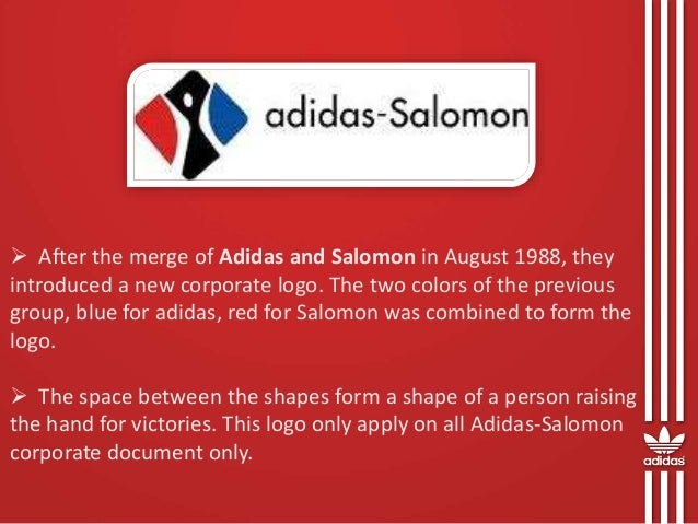 corporate social responsibility of adidas salomon Together, it is possible a case of corporate social responsibility in chile by  ximena abogabir  adidas-salomon ag american express company.