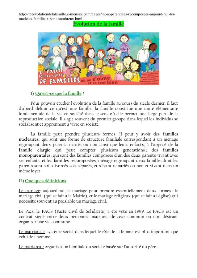 http://tpeevolutiondelafamille.e-monsite.com/pages/monoparentales-recomposees-aujourd-hui-les-modeles-  familiaux-sont-nom...
