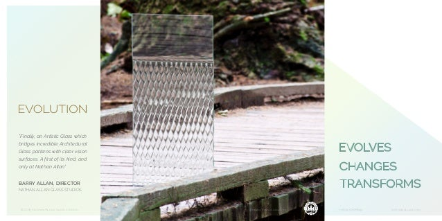 "© 2015 Nathan Allan glass studios bm@nathanallan.com +1 604.535.8849 nathanallan.com ""Finally, an Artistic Glass which bri..."
