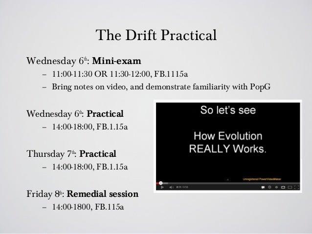 Evolution lectures15&16 compatibility Slide 2