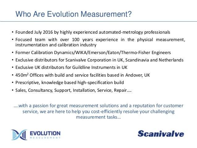 Automated Calibration Slide 2
