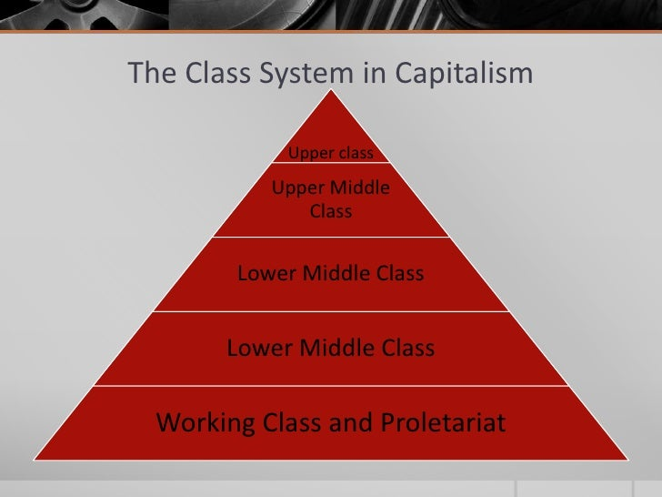 How is a Capitalist System Different Than a Free Market System?