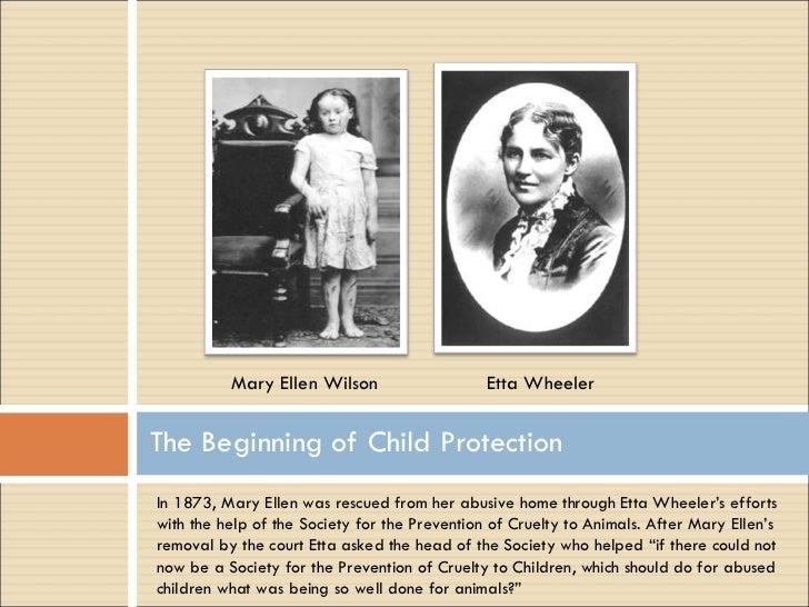Mary Wilson Children