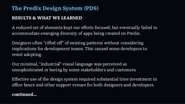 Evolution Of Design Systems At Ge