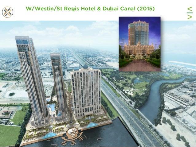 www.viability.ae…when diligence is due W/Westin/St Regis Hotel & Dubai Canal (2015)