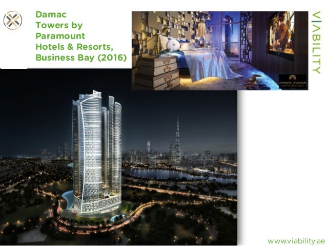 www.viability.ae…when diligence is due Damac Towers by Paramount Hotels & Resorts, Business Bay (2016)