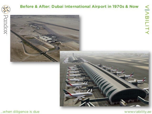 www.viability.ae…when diligence is due Before & After: Dubai International Airport in 1970s & Now