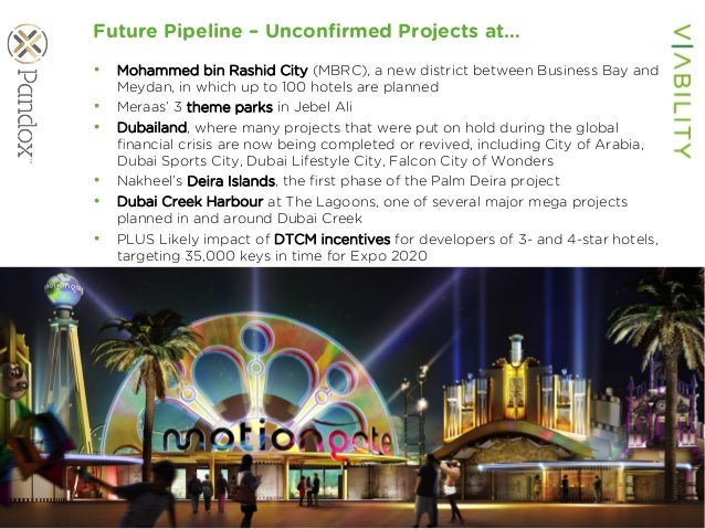 www.viability.ae…when diligence is due Future Pipeline – Unconfirmed Projects at… • Mohammed bin Rashid City (MBRC), a new...