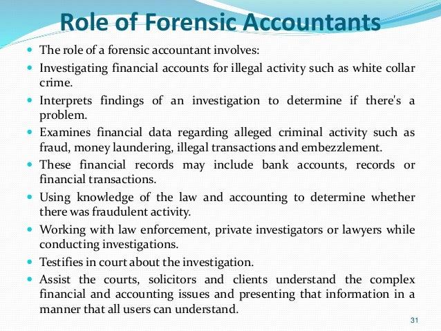 forensic accounting pdf