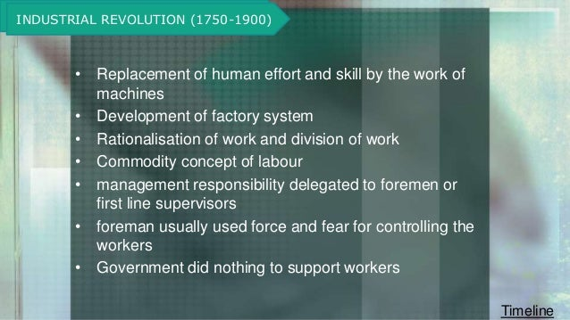evolution of human resource to human Free essay: guest editors' introduction growth and  globalization: evolution of human resource management.