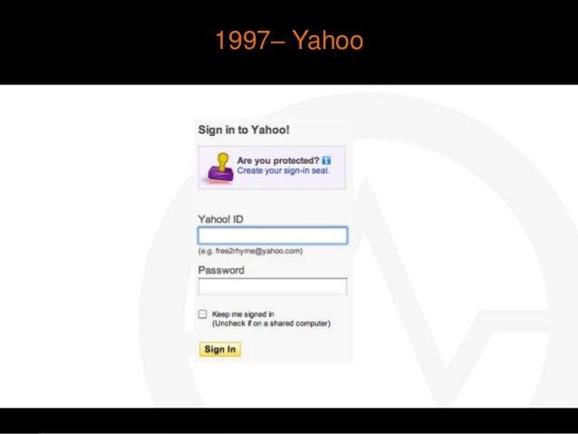 The Evolution of Internet Identity
