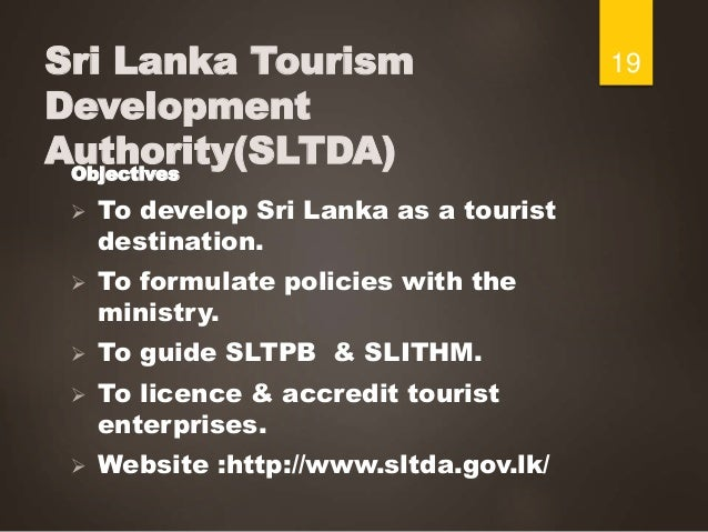tourism industry sri lanka Conference website for the 10th tourism outlook conference 2015, to be held on the island of sri lanka, 19 to 22 august 2017 this conference brings together academic researchers, tourism industry professionals, government planners.