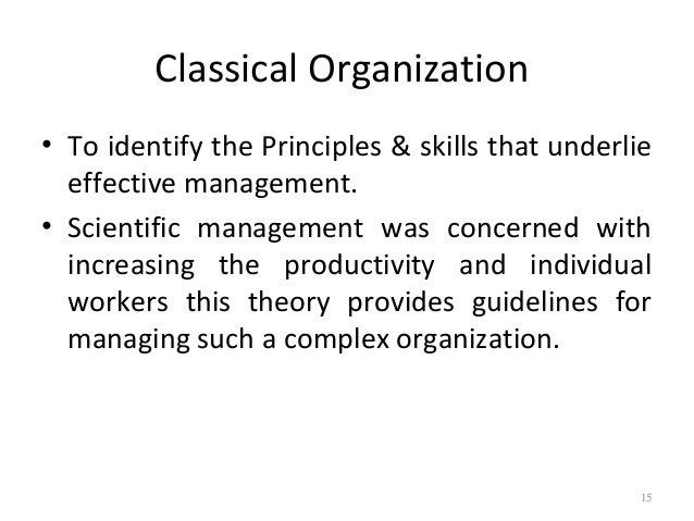 taylor s classical organization impact of the Frederick taylor's principles of scientific management theory, article posted by gaurav akrani on kalyan city life blog.