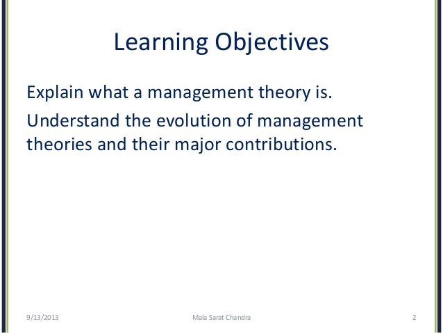 Organisational Theory On Management Pioneers Essays – 667781
