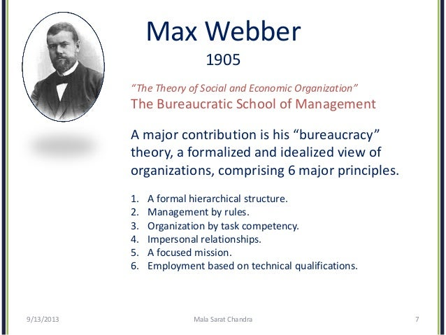 "mba bureaucratic management Classical and neoclassical approaches of management: an bureaucratic management is a stream of classical theory of management it is ""a formal system of."