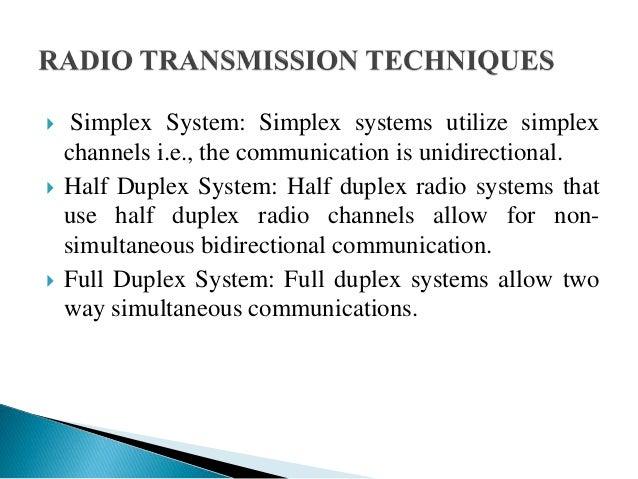 Evolution of mobile radio communication