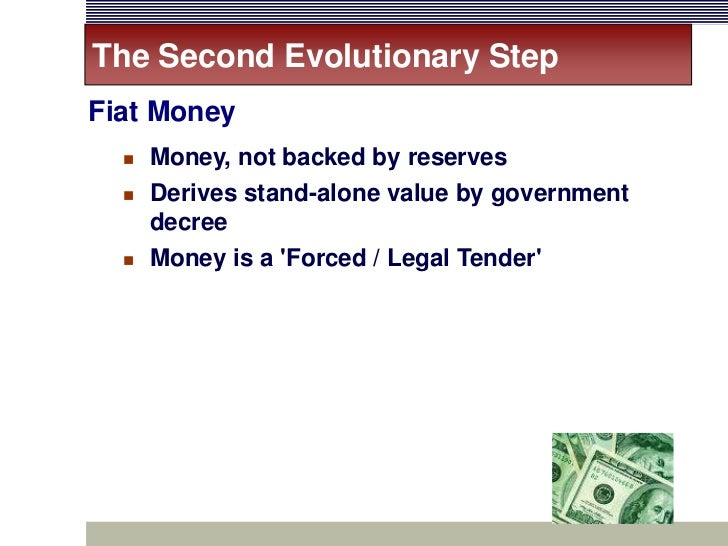 Evolution of money by Anand Shirur