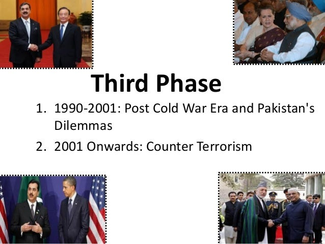 three phases of cold war
