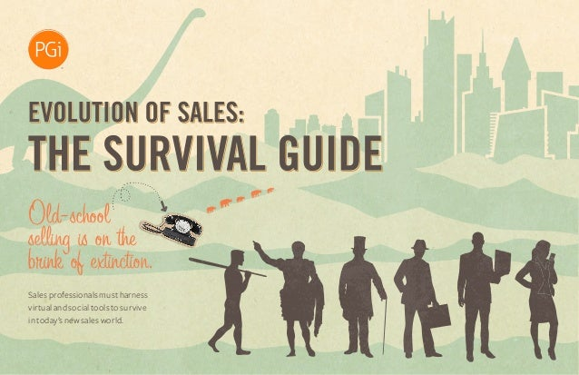 Old-school  selling is on the  brink of extinction.  Sales professionals must harness  virtual and social tools to survive...