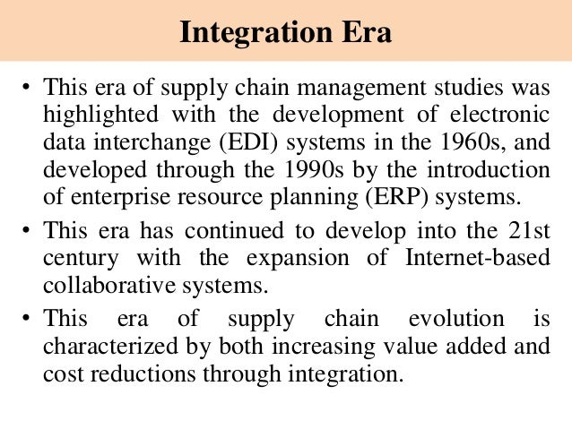 supply chain evolution at hp The evolution of supply-chain-management models and practice at hewlett-packard  the supply-chain methodology is now mature, and hp is transferring the technology.