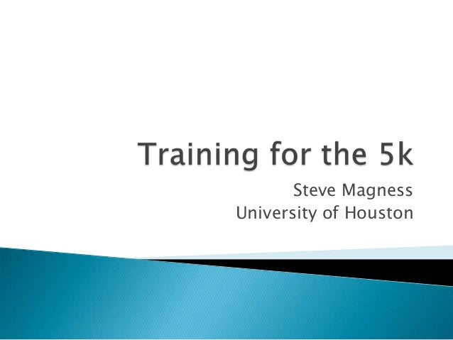 Steve MagnessUniversity of Houston