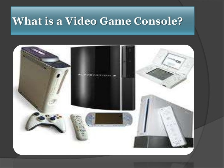 evolution of video games informative speech