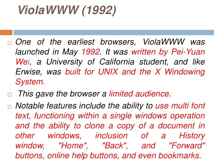 the evolution of web browsers Thank goodness for web browsers keepings themselves up-to-date for so many years, we had to rely on users to make the effort to download new versions as they were.
