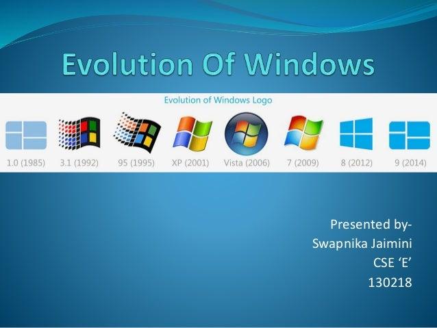 the evolution of microsoft operating systems essay 14 ekim 2012 pazar the evolution of microsoft os windows 8'in ilk tv reklamı yayında the evolution of microsoft os msp programında candidate oldum.