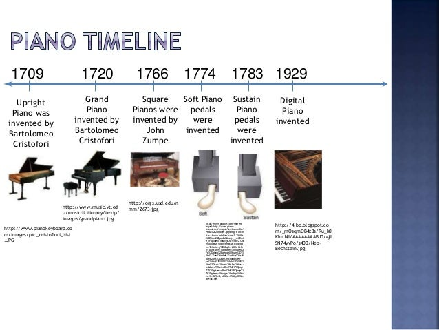 the history and evolution of the piano The evolution of the piano is described in more detail in an article by the author that will appear in acoustics today later this year much longer and more in-depth versions of this story can be found in refs 3 and 4.