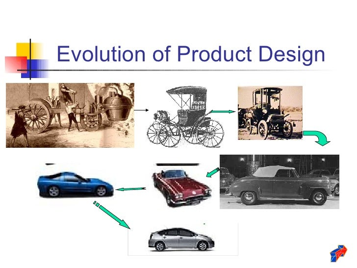 Evolution product design for Products to design