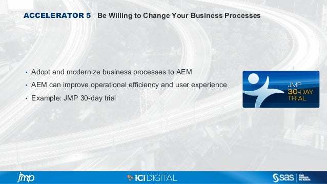 EVOLVE'14 | Maximize | CiDigital & John Jones | SAS/JMP - An