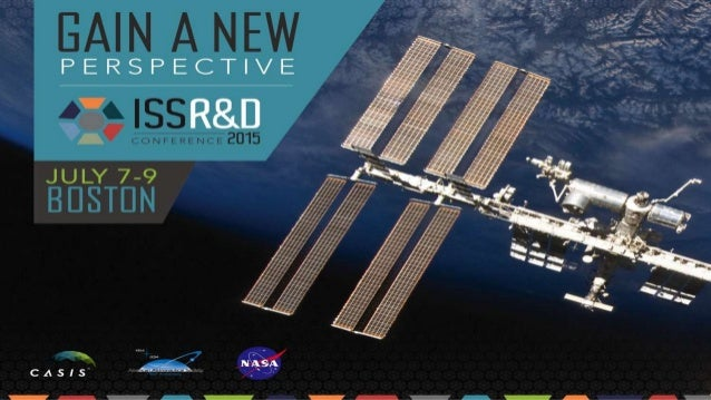 The Evolving ISS Lab: Improvements to Enable New Research & Utilization MARYBETH EDEEN RYAN PROUTY DANA WEIGEL MIKE READ