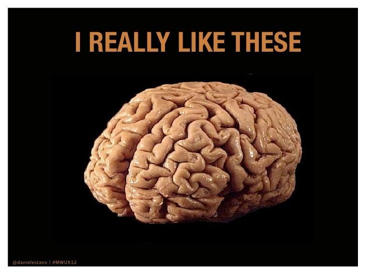 Midwest UX 2012 Evolving Mental Models Slide 3