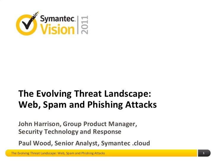 Evolving Threat Landscape Web Spam Bot