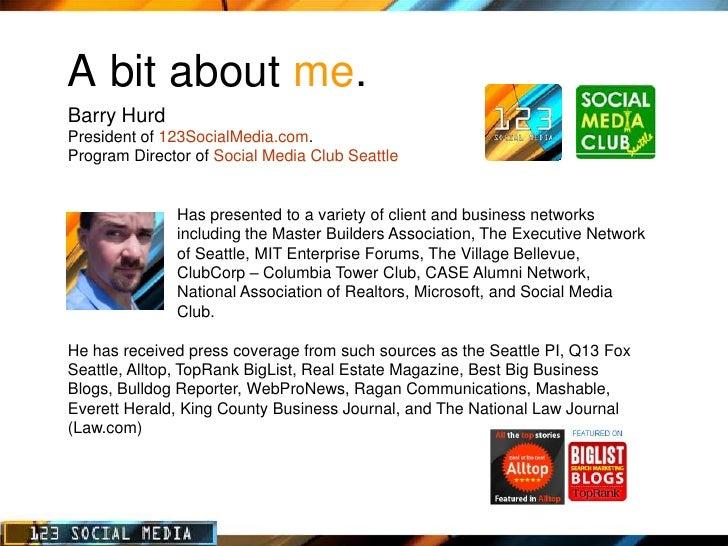 Business Social Media Slide 2
