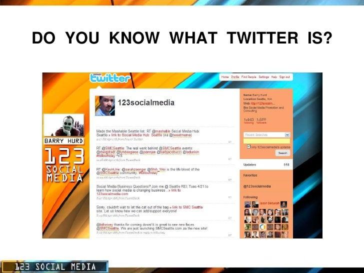 Business Social Media Slide 3