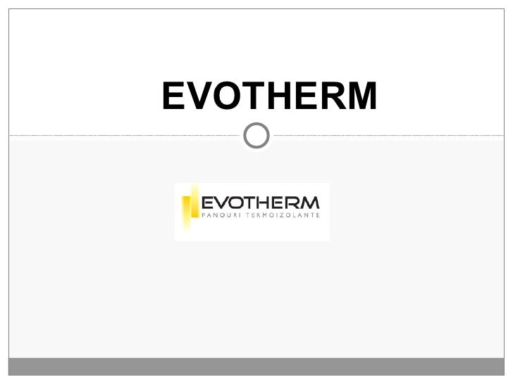 EVOTHERM