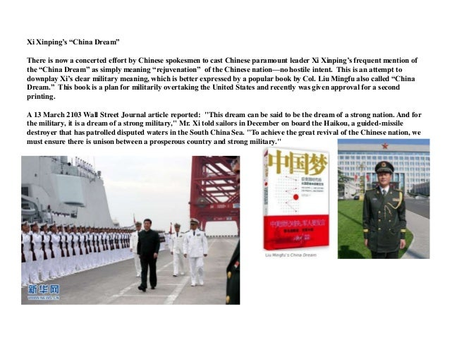 Evolving PRC Military Capabilities Slide 3