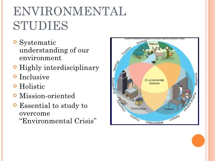 essay on environmental studies Environmental studies itself is a very vast subject hence when a student goes to the internet or to the library, he is pooled with information as a result of which he gets confused between what and what not to consider.