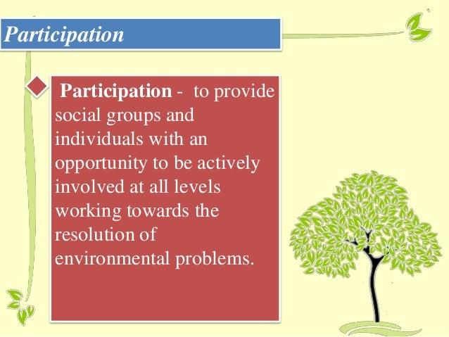 importance of environmental education pdf