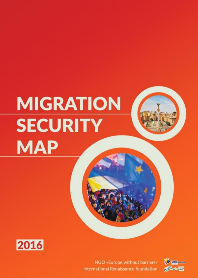 Key facts from the migration security map of Ukraine
