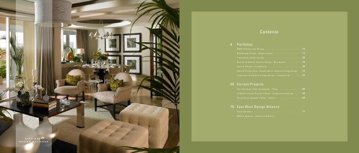 Contents                        8   Portfolios                           R&R Planning and Design . . . . . . . . . . . . ....